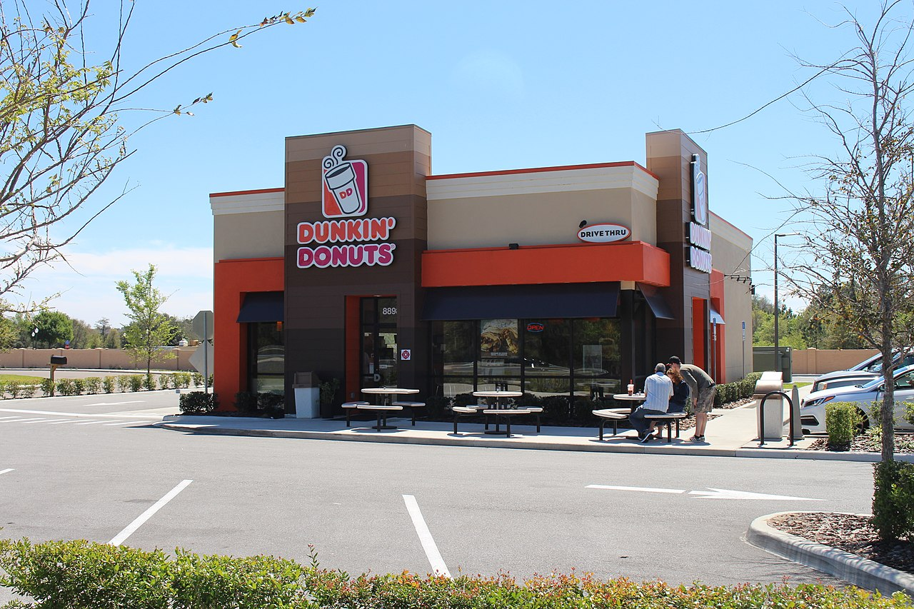 Dunkin' Donuts, W Irlo Bronson Memorial Highway, Osceola County.jpg