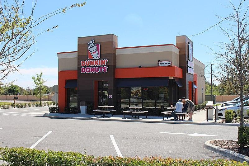 File:Dunkin' Donuts, W Irlo Bronson Memorial Highway, Osceola County.jpg