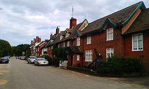 Dunwich - Image: Dunwich, Suffolk