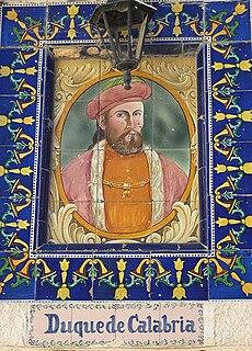 Ferdinand, Duke of Calabria