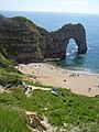 Durdle Door , Coastal Feature - geograph.org.uk - 1119708.jpg