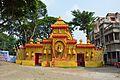 Durga Puja Pandal - Biswamilani Club - Padmapukur Water Treatment Plant Road - Howrah 2015-10-20 6027.JPG