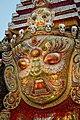 Durga Puja Pandal - Tridhara Sammilani - Manohar Pukur Road - Kolkata 2014-10-02 9031.JPG