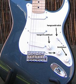 Fender Custom 2010 Eric Clapton Stratocaster Electric Guitar Daphne Blue