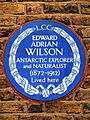 EDWARD ADRIAN WILSON ANTARCTIC EXPLORER and NATURALIST (1872-1912) Lived here.jpg