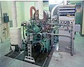 ENGINE AND DYNAMOMETER IN THE ENGINE RESEARCH BUILDING ERB TEST CELL SE-12 - MEIS EQUIPMENT IN TEST CELLS SE-9 AND SE-11 - NARA - 17499503.jpg