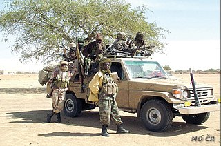 Toyota War Last phase of the Chadian–Libyan conflict. It takes its name from the Toyota pickup trucks used