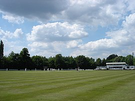 East Molesey cricket club - geograph.org.uk - 1331533.jpg