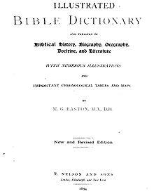 List of biblical names - Wikipedia