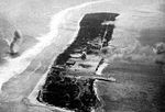 Ebeye island being shelled in 1944.jpg