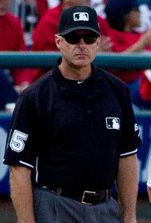Ed Hickox (umpire) American baseball umpire