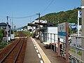 Edagawa station, Dosan-line 02.JPG