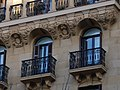 Edificio de la Calle Prim San Sebastián - Donostia www.lostresbotones.com - panoramio.jpg