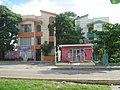 Edificios departamentales en Av. Palenque, Cancún, Q. Roo. - panoramio.jpg