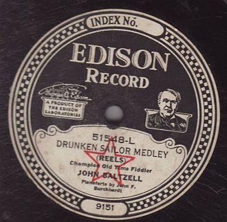 """Drunken Sailor - """"Drunken Sailor Medley"""" by John Baltzell"""