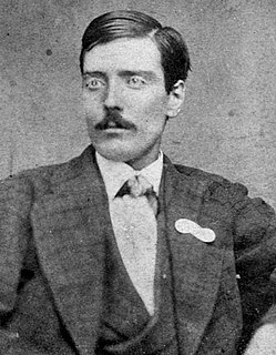 Ed Masterson American Old West lawman