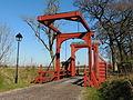 Een van de toegangsbruggen van de vesting. Bourtange.JPG