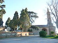 Eglise et cimetière de Belberaud (31450 France).jpg