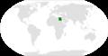 Egypt North Korea Locator.png