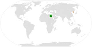 Egypt–North Korea relations Diplomatic relations between the Arab Republic of Egypt and North Korea
