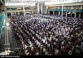 Eid al-Fitr prayer, Fatima Masuma Shrine, Qom, Iran 2.jpg