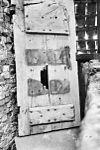 eiken deur boven in traptoren - krewerd - 20127727 - rce