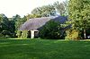 foto van Den Eikenhorst: koetshuis annex oranjerie