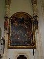 Eisenerz - Wehrkirche hl Oswald - ehemaliges Hochaltarbild Aufnahme Mariens in den Himmel.jpg