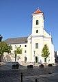 Eisenstadt - Franziskanerklosterkirche.JPG