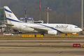 El Al Israel Airlines, 4X-EKE, Boeing 737-758 (16455367061).jpg