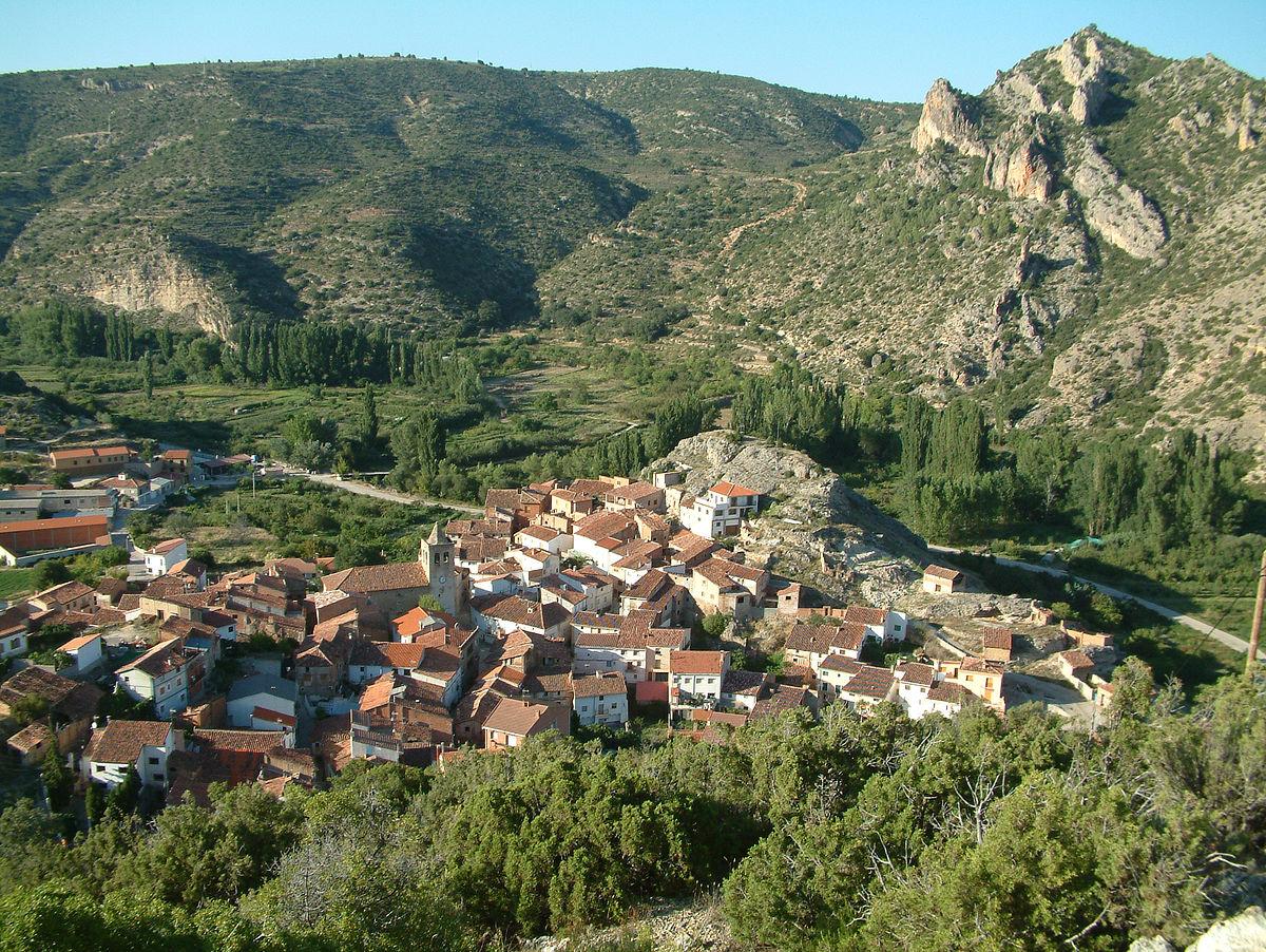 Resultado de imagen de El Cuervo (Teruel)