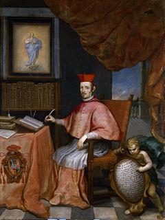 Juan Everardo Nithard Grand Inquisotor of Spain