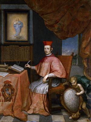 Juan Everardo Nithard - Image: El cardenal Juan Everardo Nithard