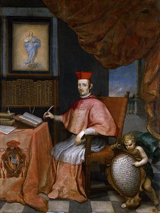Mariana of Austria - Cardinal Juan Everardo Nithard, c. 1674, Mariana's first validos.