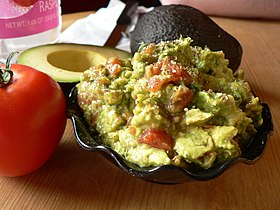 Image illustrative de l'article Guacamole