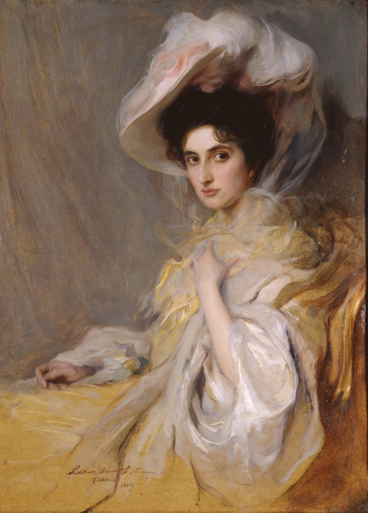 Elaine, Duchesse de Gramont