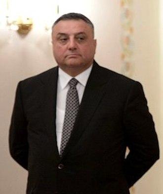 Ministry of National Security of Azerbaijan - Image: Eldar Mahmudov