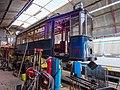 Electrische Museumtramlijn Amsterdam, Werkplaats foto 2.jpg