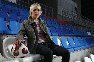 Elena Morozova Russian football player