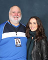 Eliza Dushku and myself.jpg