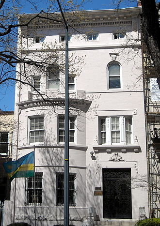 Rwanda–United States relations - Embassy of Rwanda in Washington, D.C.