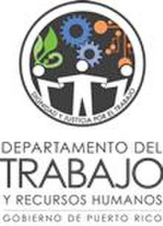 Puerto Rico Department of Labor and Human Resources - Image: Emblem department of labor and human resources of puerto rico