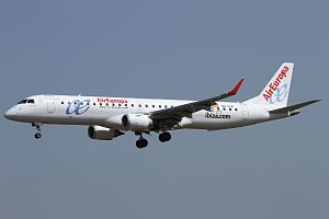 Embraer 190-200LR, Air Europa JP7441090.jpg