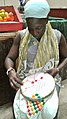 Embroidery Guinean Woman Two.jpg