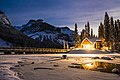 Emerald Lake and the Comfort Glow.jpg