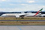 Emirates, A6-EGK, Boeing 777-31H ER (20358581491).jpg