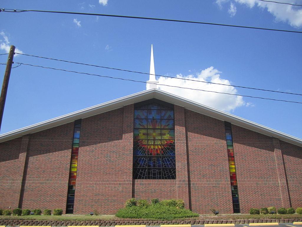 File:Emmanuel Baptist Church, White Oak, TX IMG 4936.JPG ... Emmanuel Baptist Church