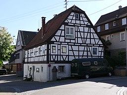 Endersbacher Straße in Korb