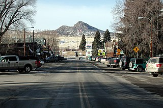 Ennis, Montana Town in Montana, United States
