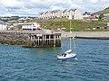 Entering Aberystwyth Harbour - geograph.org.uk - 846550.jpg